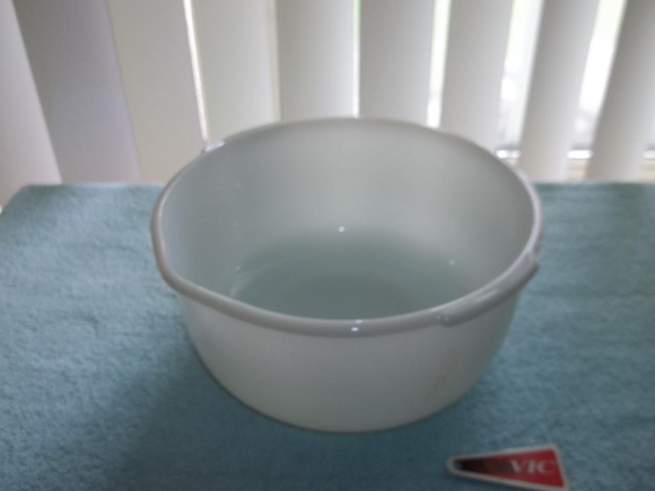 Fire King Bowl for Sun Beam Mixer