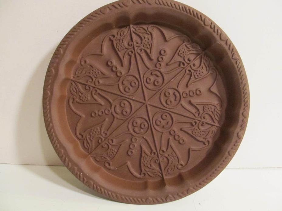 Hartstone Terra Cotta Gingerbread Mold 10 ¼""