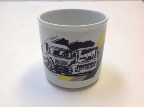 VTG MAN Truck & Buses Nutzfahrzeuge Bausher Weiden Coffee Mug Cup Bavaria German