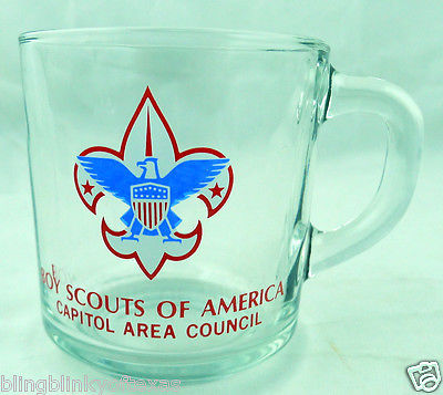 Boy Scouts Mug Capitol Council Area Austin Texas