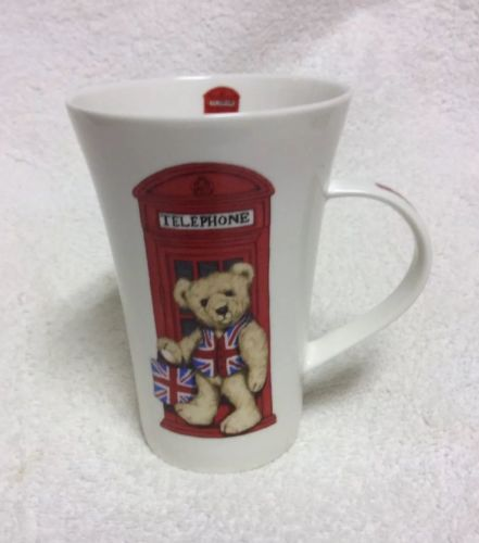 Rather Charming Bear Coffee Mug Lesser and Pavey Bone China