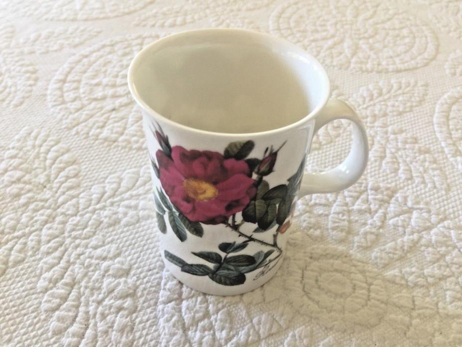 Dunoon Sandringham Rose Bone China Mug