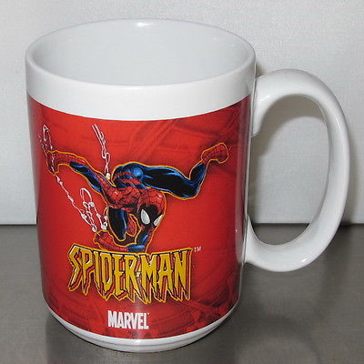 Spider-man Mug Marvel