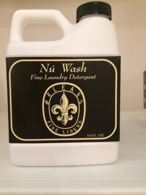 Orleans Home Fragrance Nu Wash Fine Laundry Detergent