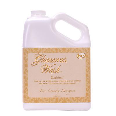 Tyler Candle Company Kathina Glamorous Wash Fine Laundry Detergent 128oz 3786g