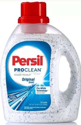 Persil Proclean Power-Pearls Detergent, Original, 59 Ounce