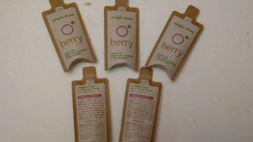 BERRY PLUS Plant Based Natural Soap LAUNDRY DETERGENT (250)