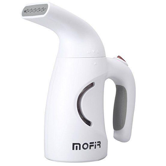 MOFIR Clothes Steamer 140ml Handheld Garment Steamer for Clothes Fast-heat