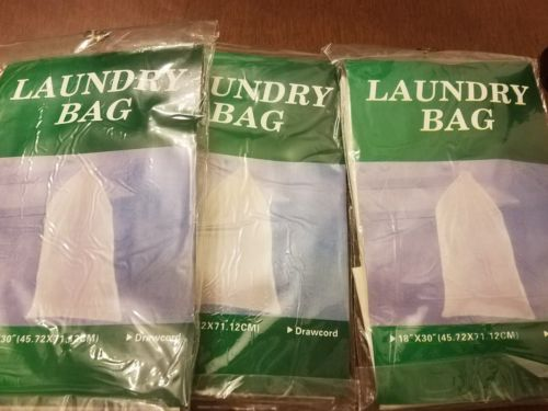 lot 3 laundry bags