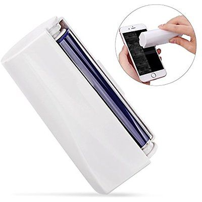 Cell Dust Cloths Phone Screen Cleaner Roller,Hapurs Reusable Remover For Smart