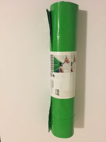 IKEA FORSLUTAS Waste Bag, Green 8 Pack Free Shipping