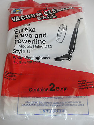 Hummingbird Type U Vacuum Dust Cleaner Bags