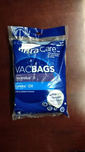 4Pk Ultra Care  Vac Bags #20-57018