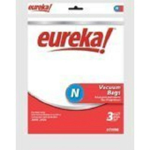 3 Genuine Eureka N Vacuum Cleaner Bags (3pk) Genuine Part #57988B