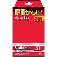 Filtrete 67721-6 Micro Allergen Type ST Vacuum Cleaner Bag