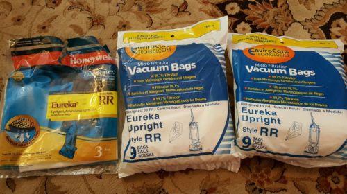 19 Eureka Style RR & Boss Smart Vac 4800 Vacuum Bags