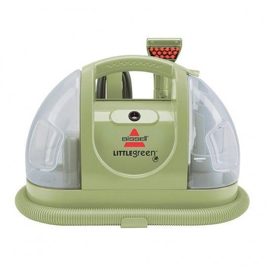 Bissell 1400-7 Little Green Multi-Purpose Portable Carpet Cleaner Vacuum