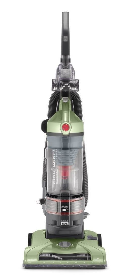 New! HOOVER T-Series Rewind Bagless WindTunnel Upright Vacuum, UH70120