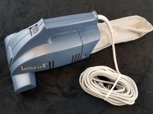 ELECTROLUX LITTLE LUX HAND HELD VACUUM CLEANER