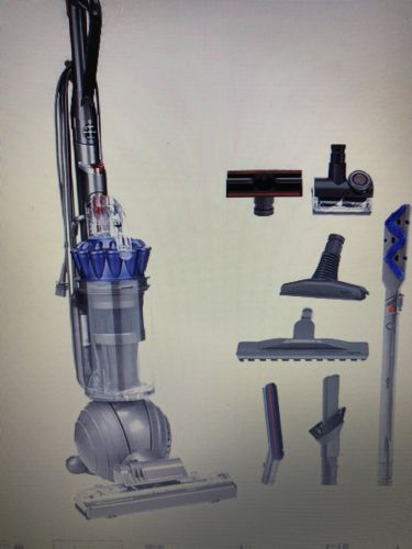 DYSON DC65-EX-TV  ANIMAL BALL UPRIGHT VACUUM W 7 ATTACHMENTS NEW