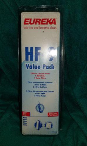 Eureka Hepa Filter Style HF-9 Value Pack - 60951B
