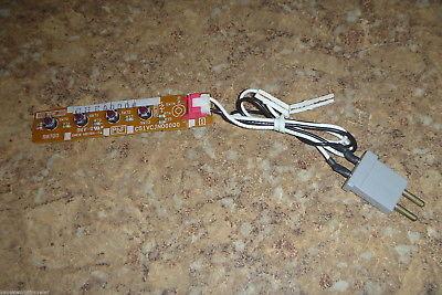 Kenmore Progressive upright vacuum off , carpet , on power switch circuit board