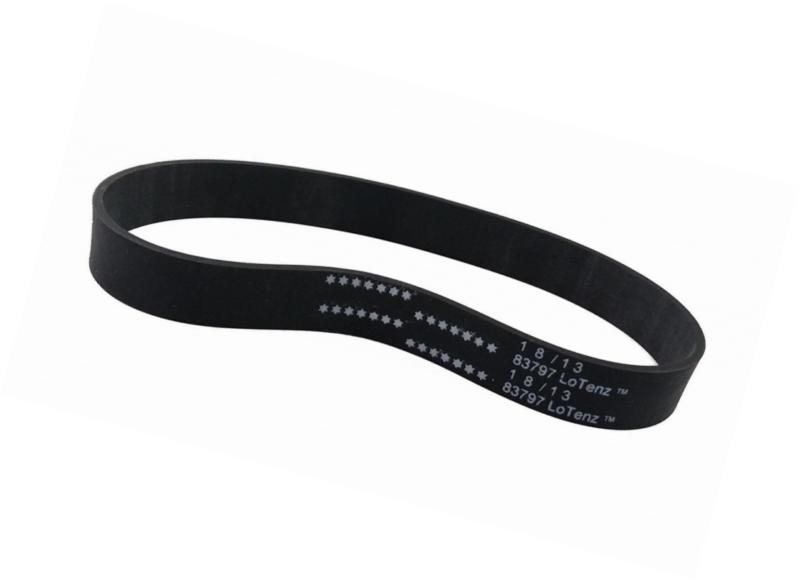 Eureka As-2000 Series Upright Vacuum Long Life Belt Single Genuine Part # 83797