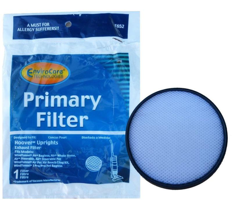 Hoover 303903001, F652 UH70400 Windtunnel Air Vacuum Primary Filter