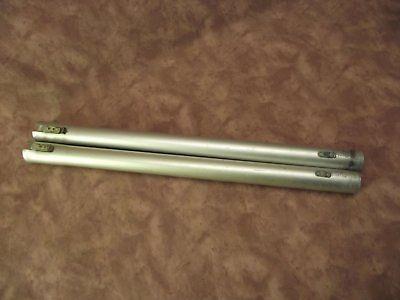 Vintage Lewyt Vacuum Metal Vacuum Tubes Hose