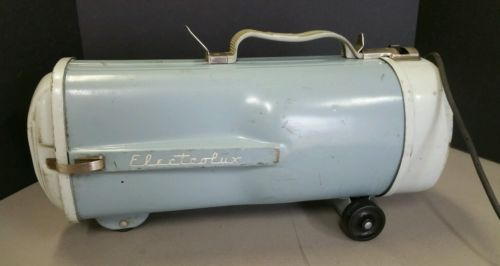 Atomic Retro 1950's Electrolux Model S Canister Vacuum Original
