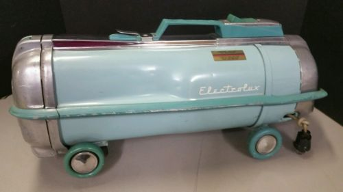 Vintage Electrolux Model G AUTOMATIC  CANISTER VACUUM CLEANER *SEE DETAILS*