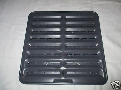 RONCO SHOWTIME ROTISSERIE&BBQ MODEL 4000~USED DRIPTRAY W/GRATE COVER REPLACEMENT