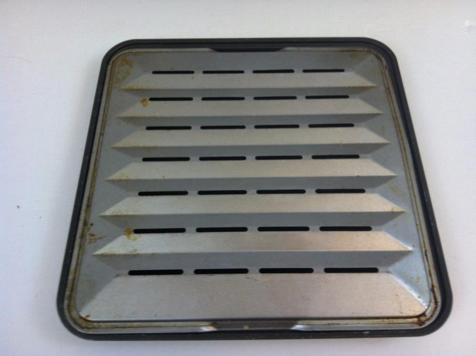 RONCO SHOWTIME ROTISSERIE 3000 REPLACEMENT PART DRIP TRAY