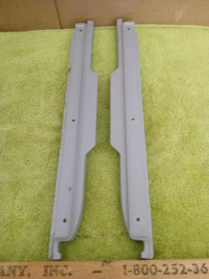 Gray  DOOR TRACKS FEET Ronco Rotisserie  Part 4000/5000