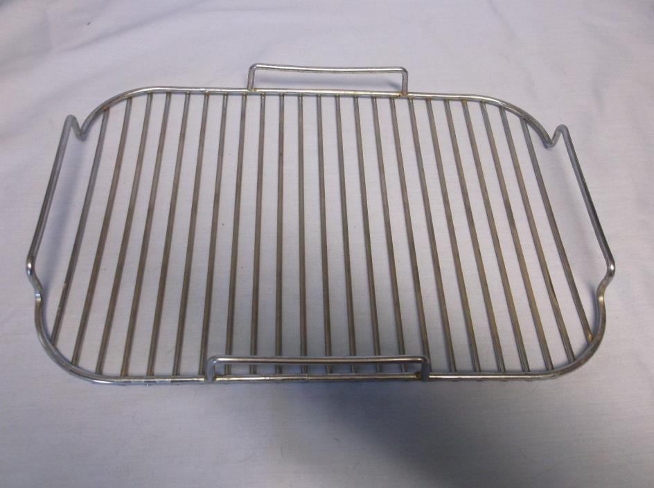 FABERWARE OPEN HEARTH ROTISSERIE MODEL 454 454A GRILL RACK INSERT PAN