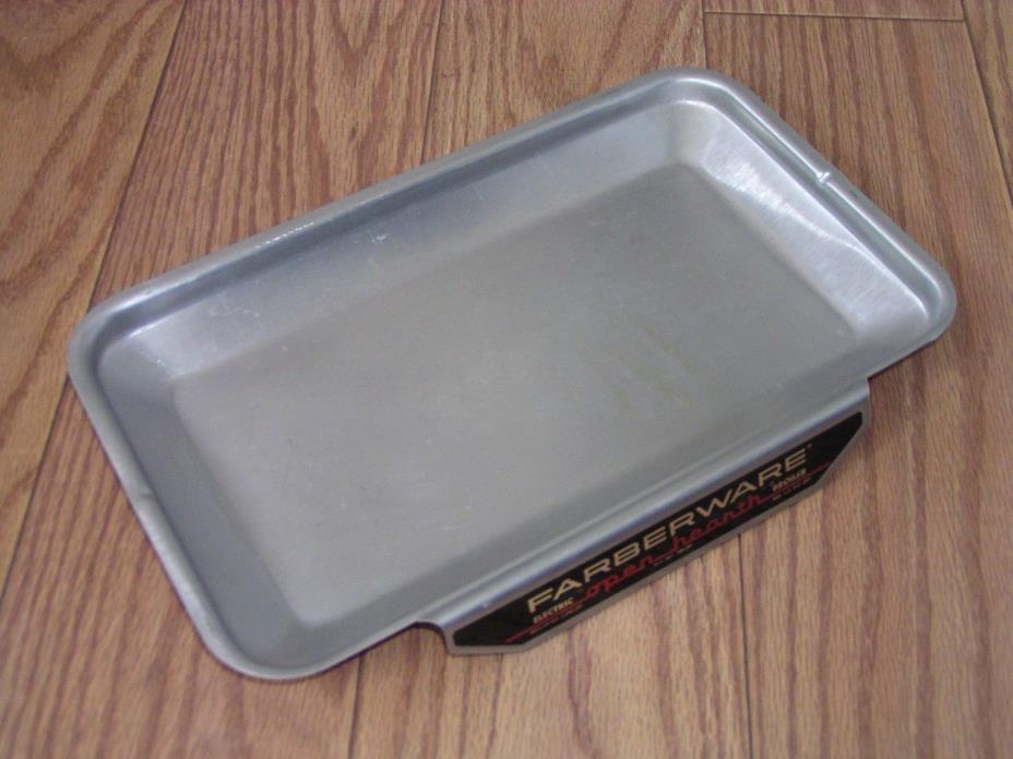 GREASE DRIP TRAY  for Farberware 450A/454A/455N Open Hearth Rotisserie Grill