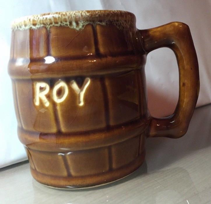 Van Briggle Pottery Coffee Mug