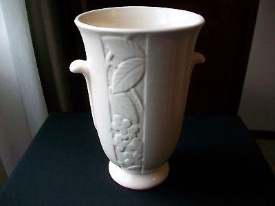Weller Pottery Ivoris Vase 8