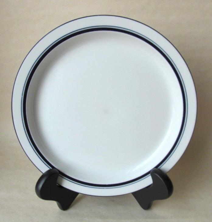 1 Dansk Bistro CHRISTIANSHAVN BLUE SALAD PLATE PORTUGAL