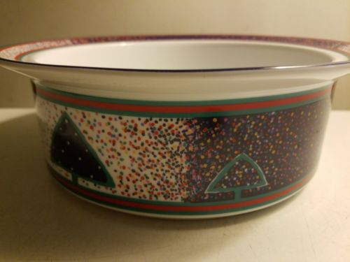 Dansk Winterfest vegetable serving bowl