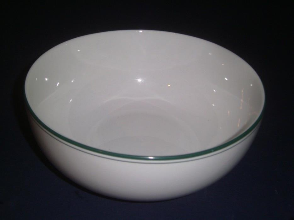 Dansk Bistro CHRISTIANHAVN Green SERVING BOWL All Purpose Portugal 8-7/8