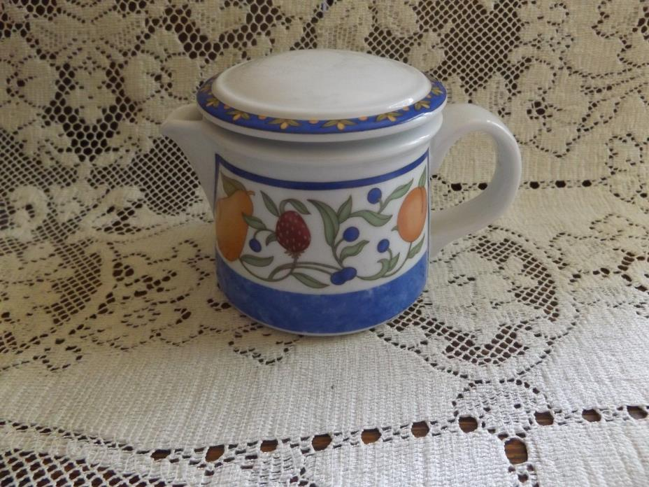 Dansk Fiance Fruits Covered Creamer