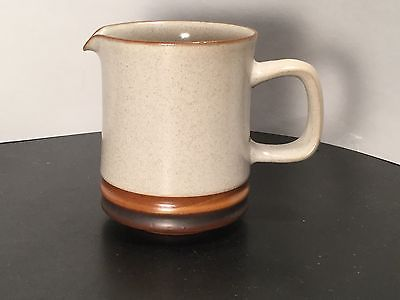 Denby / Langley - Potter's Wheel - Parchment - Creamer - 1/2 Pint - Stoneware
