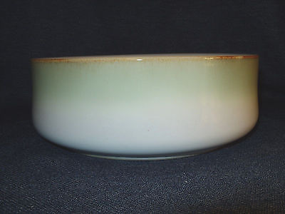 Rare Vintage Denby England White and Green