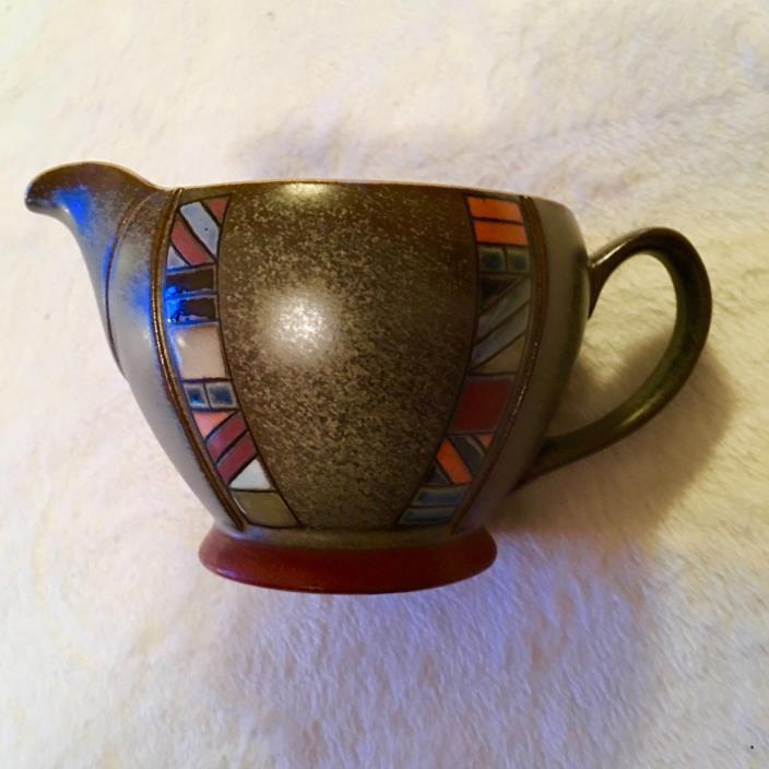 Denby Stoneware Marrakesh Gravy Boat Footed Vintage Original '92 made in England