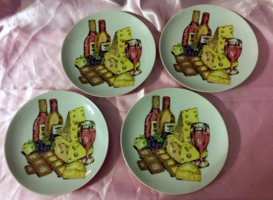 Set of 4 Shafford
