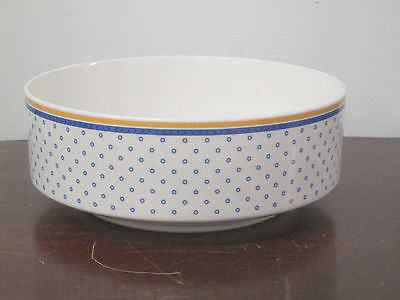 Gallo Perpignan fine German porcelain 1-round vegetable bowl 8 1/4
