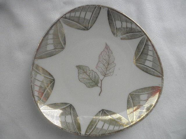 Vintage Winterling Bavaria  Plate 4 1/2
