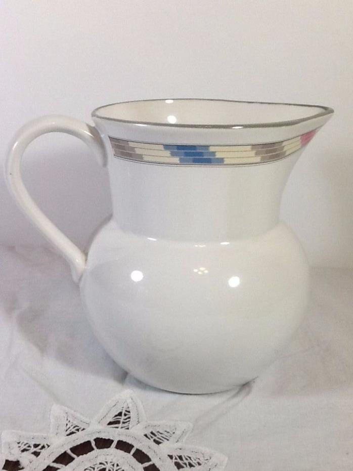 Studio Nova Mesa JF041 Pitcher 60 Oz - Dishwasher, Oven To Table Made In Japan