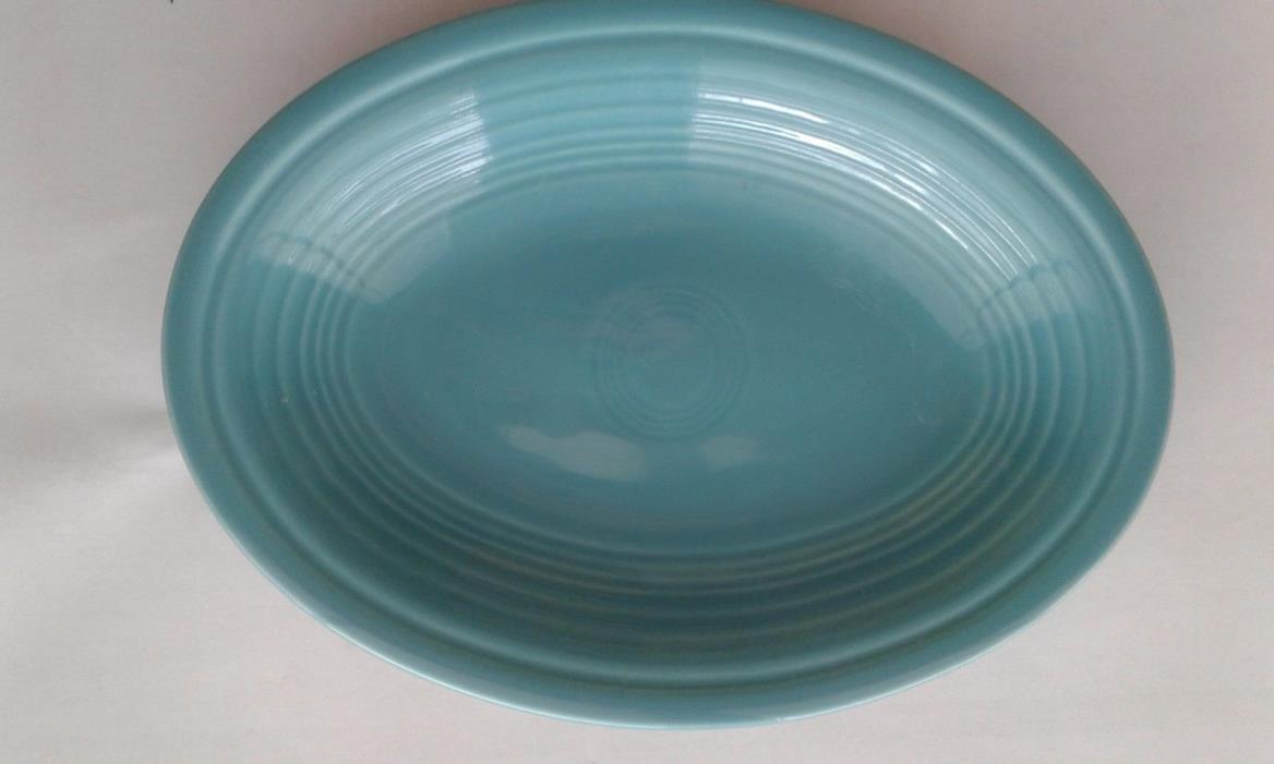 Fiesta Ware Platter